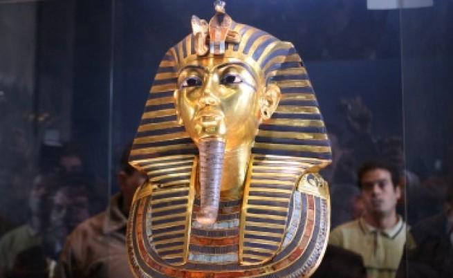 Половината европейци с ДНК като на Тутанкамон