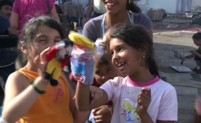 За непочтеността на Саркози спрямо ромите