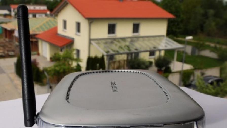 Уличният Wi-Fi достъп - сериозен риск