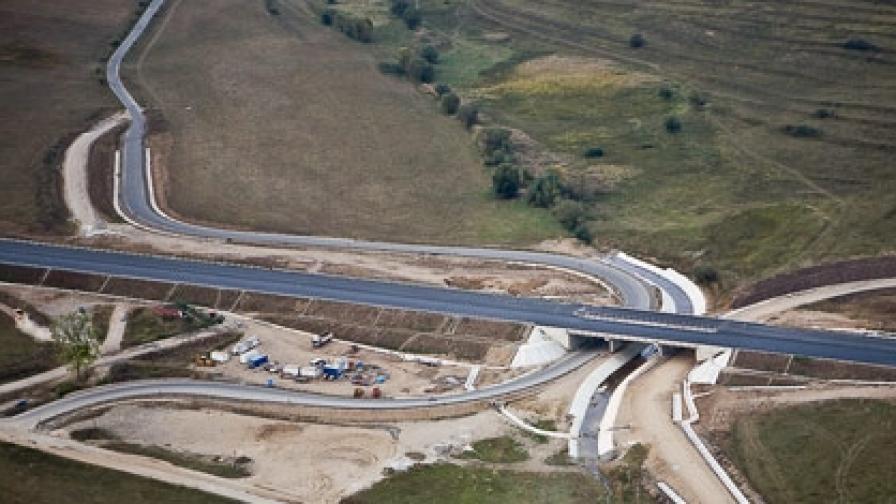 """Автострада """"Трансилвания"""" е гордост за пътното строителство в Румъния"""