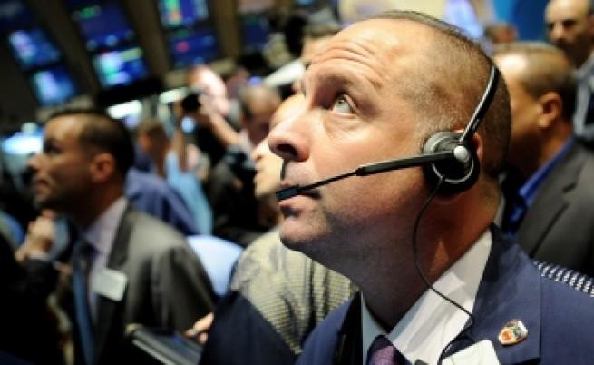 Търговията със страх превзе борсите