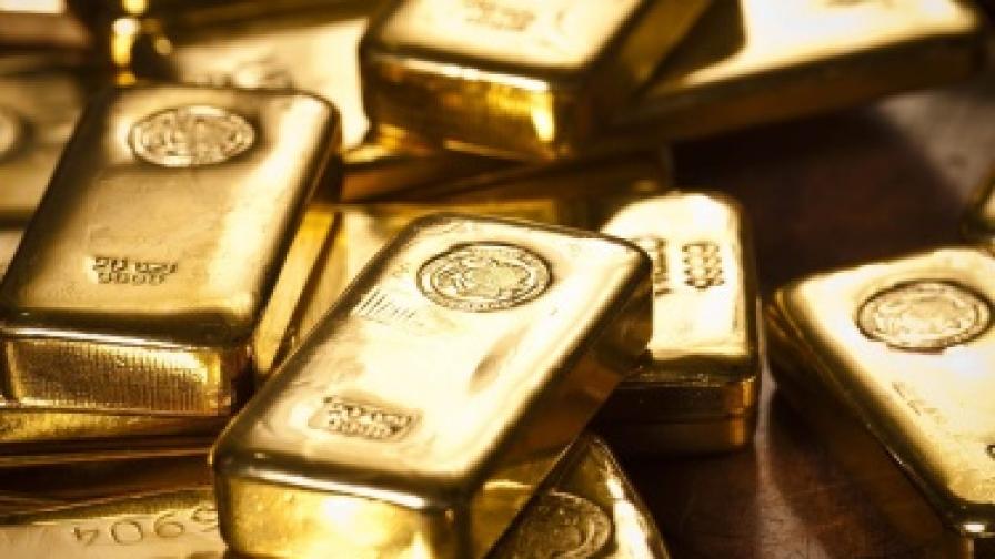 """""""Джей Пи Морган"""": Златото ще стигне $2500 до края на годината"""