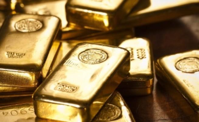 Златото мина 1800 долара за тройунция