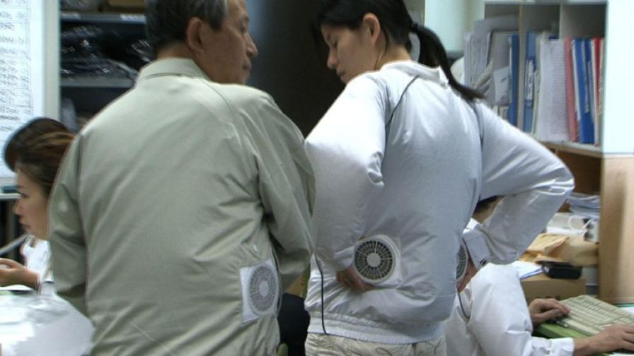 Гореща вълна взе над 35 жертви в Япония