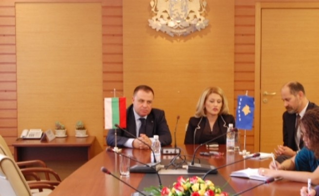 Български фирми ще изнасят храни за Косово