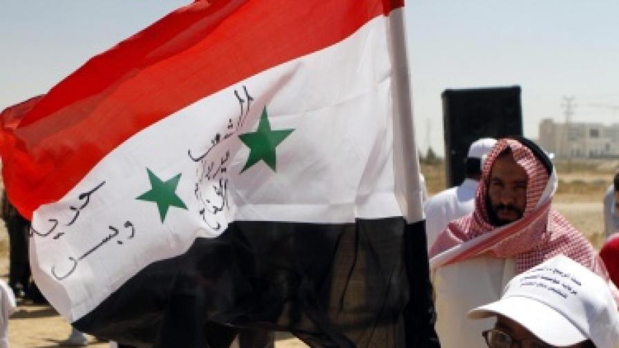 ЕС спира да купува петрол от Сирия