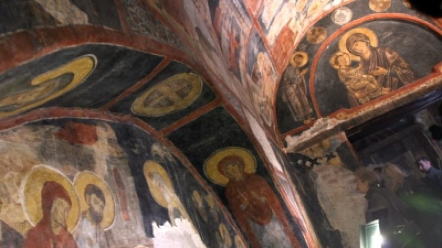 Боянската църква - един земен рай