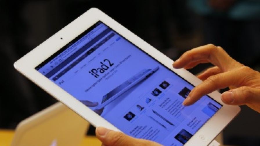 """""""Епъл"""" пуска iPad 3 още тази зима"""
