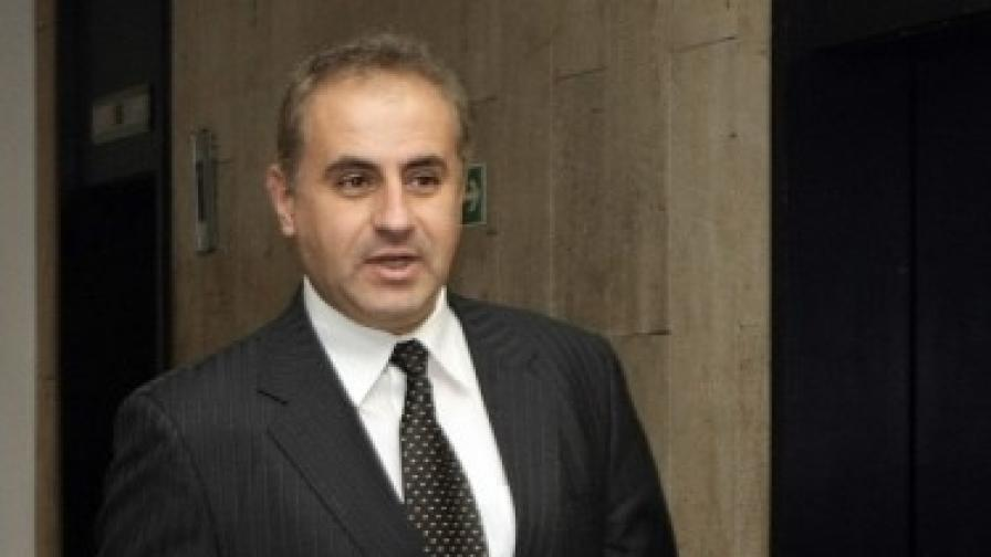 Дясноцентристка коалиция подкрепя Паунов за кмет на Кюстендил