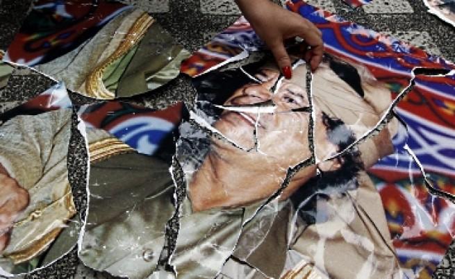 $1,6 млн. за главата на Кадафи