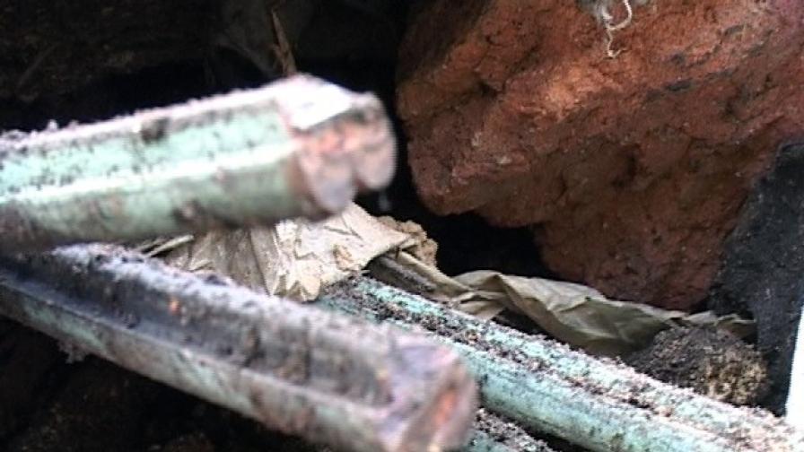 Разбиха група, окрала километри жп кабели