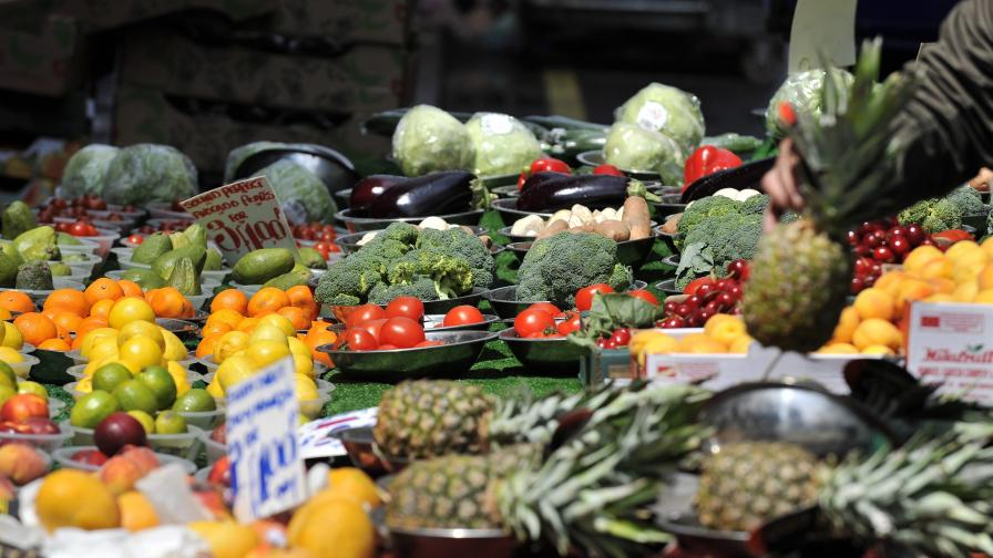 Вредните вещества в някои храни
