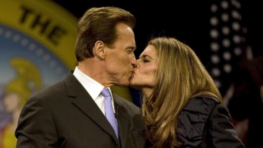 Е, в случая с Арнолд и Мария именно изневярата от страна на актьора и бившия губернатор бе причината за раздяла
