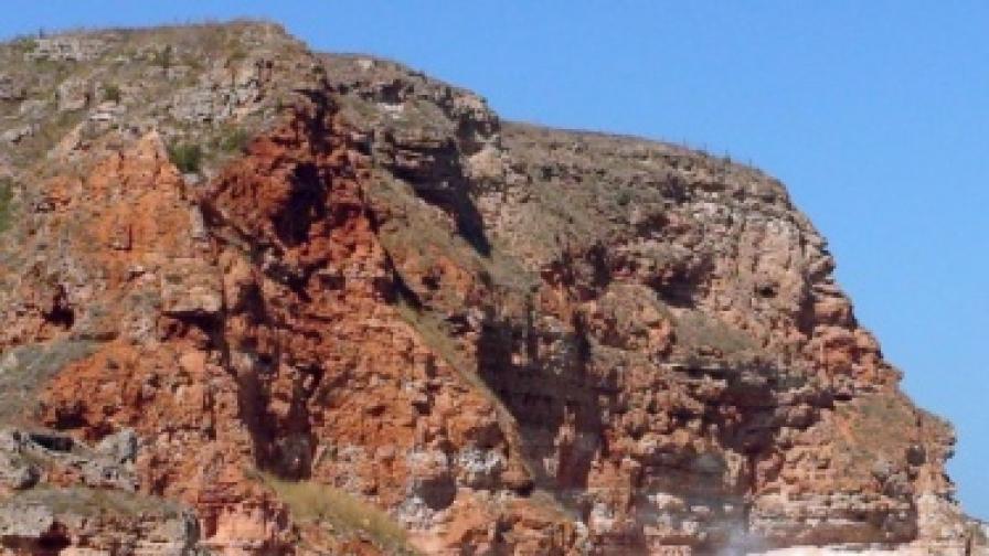 Печат с Богородица открит на Калиакра