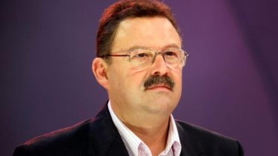 Димитър Цонев се връща в националната телевизия