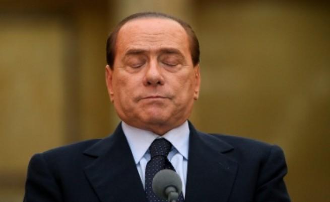 Нов скандал с Берлускони и проститутки