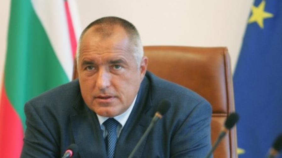 Борисов: Целта ни е ГЕРБ да спечели най-много гласове и да прави втори мандат