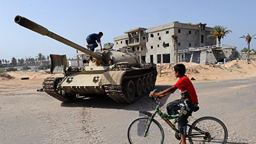 Либийските бунтовници искат извинение от САЩ и Великобритания