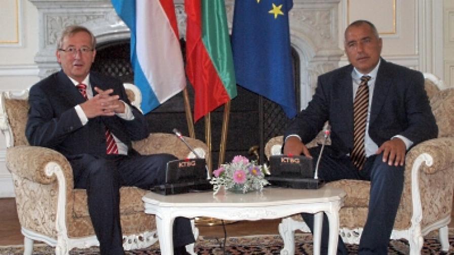 Председателят на Еврогрупата хвали България