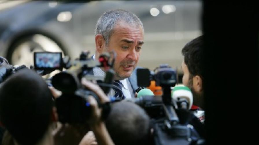 Борис Велчев: В прокуратурата има сигнал за поискания от Плевнелиев подкуп