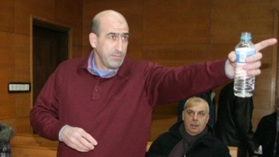 Кметът на Сливен Йордан Лечков в съда