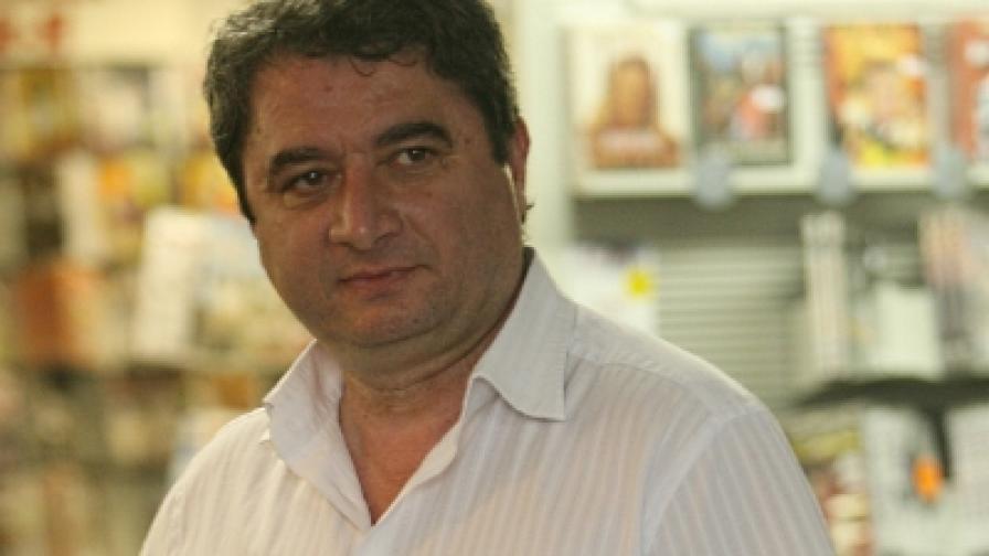 Емануил Йорданов - кандидат за вицепрезидент от СДС