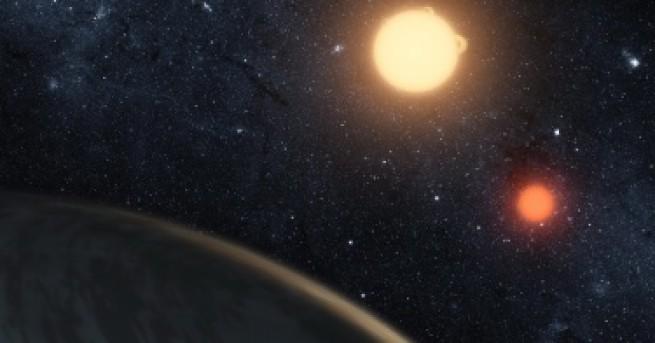 """Британски учени попаднахана необичаен феномен. Свръхгореща планета в съзвездието """"Лъв"""""""
