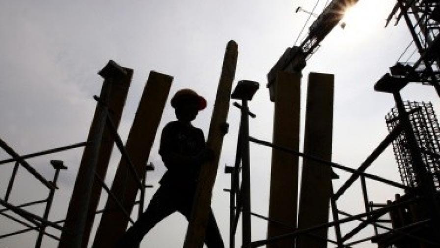 България с най-голям ръст на разходите за труд в ЕС