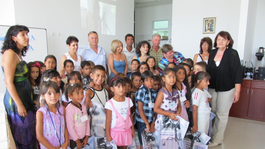 БХК: Българите не искат да осиновяват ромчета