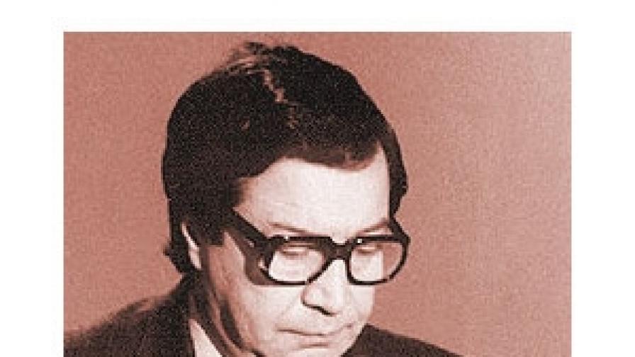 Почина журналистът Стефан Тихчев
