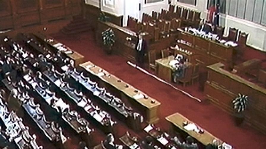 Катуница влезе и в Народното събрание