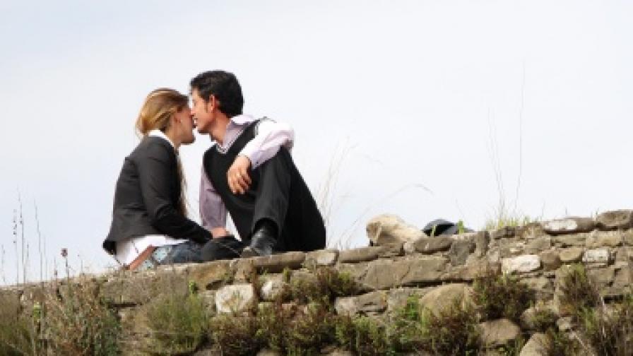 20 интересни факта за целувката
