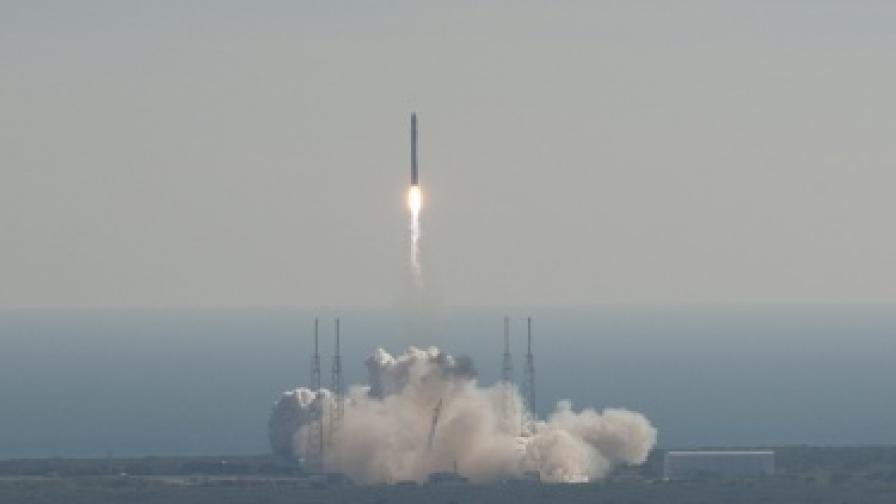 Ракета носител за многократна употреба?