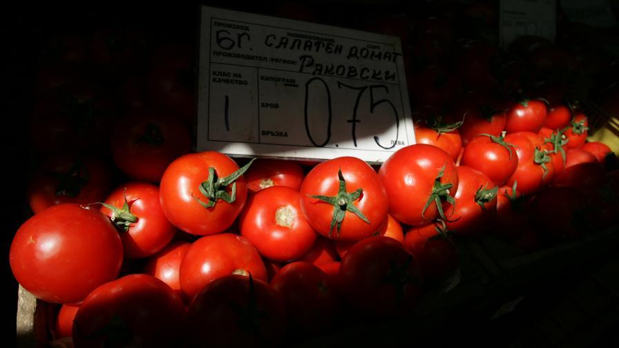 Всички плодове и зеленчуци по-евтини от миналата година