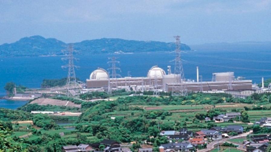 Японски ядрен реактор изключи по неизяснена причина