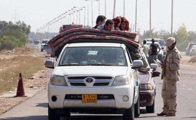 За новите либийски лидери войната е спечелена