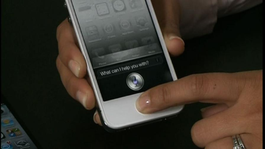 """""""Епъл"""" показа iPhone 4S вместо Петицата"""