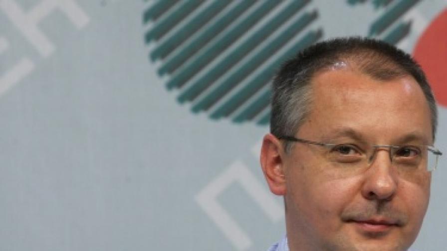 СГС върна на прокуратурата предложението за глоба на Станишев