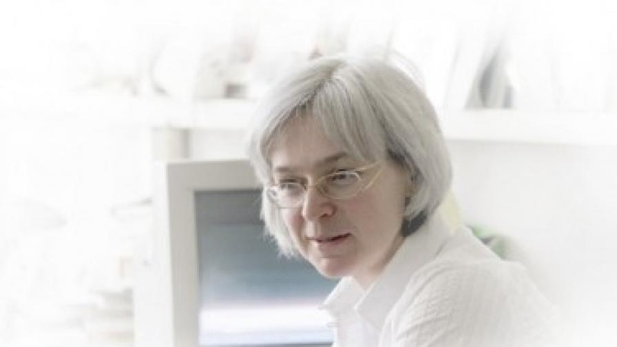 Анна Политковска (1958-2006)