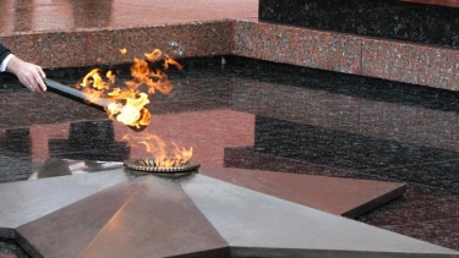 Неплатена сметка спряла вечния огън във Владивосток