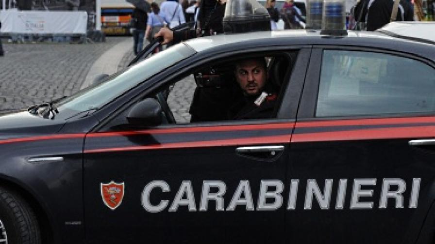 Карабиниери и прокуратура спират насилието в българско семейство в Италия