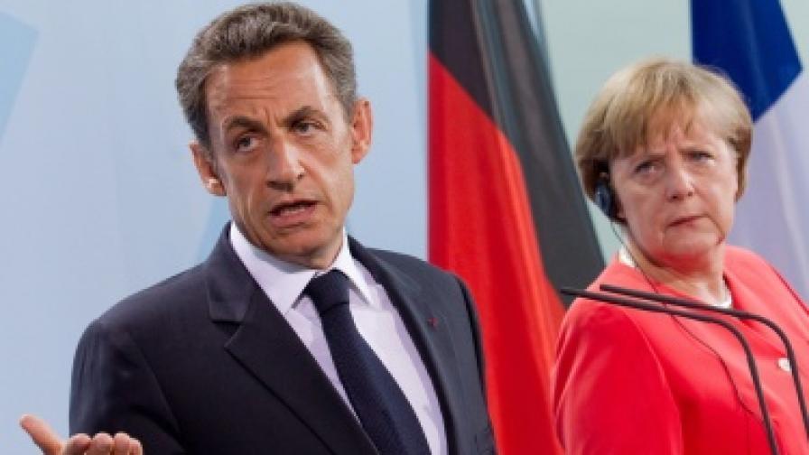 Франция и Германия разединени за банковата помощ