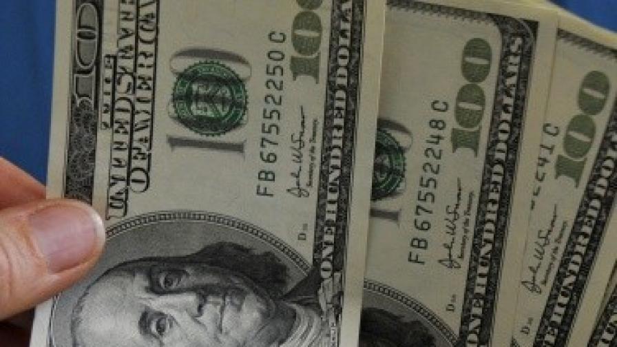 Бюджетният дефицит на САЩ - 1,3 трилиона долара