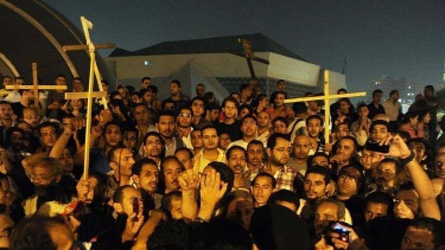 Религиозни сблъсъци в Египет отнеха 22 живота