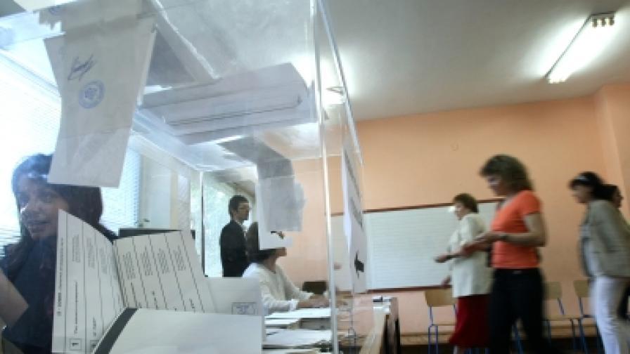 161 секции в чужбина за президентските избори