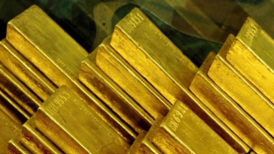 Българи си накупили по 50 кг злато