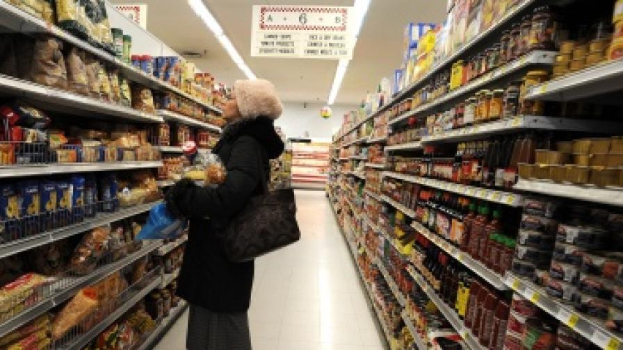 Статистиката отчете нулева инфлация за септември