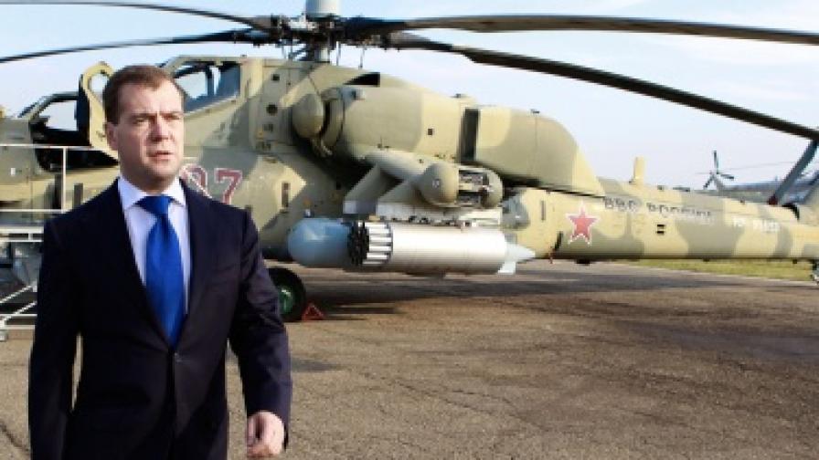 Русия: Няма да се разберем със САЩ за ПРО