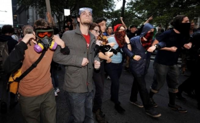 Сорос ли стои зад протестите на Уолстрийт?