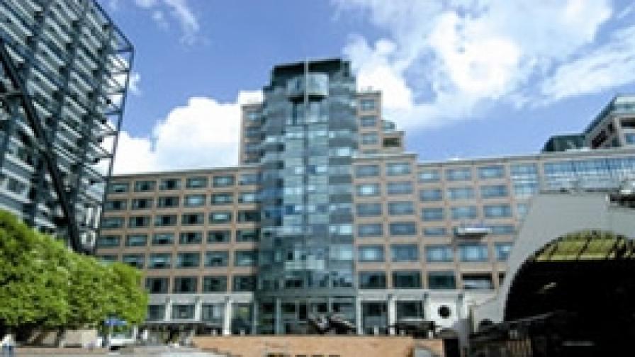 Главната квартира на ЕБВР в Лондон